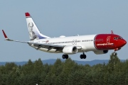LN-NIA, Boeing 737-800, Norwegian Air Shuttle