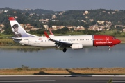 LN-NIB, Boeing 737-800, Norwegian Air Shuttle