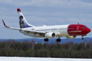 LN-NIC, Boeing 737-800, Norwegian Air Shuttle
