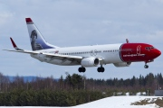 LN-NIE, Boeing 737-800, Norwegian Air Shuttle