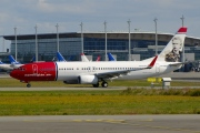 LN-NOB, Boeing 737-800, Norwegian Air Shuttle