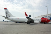 LN-NOC, Boeing 737-800, Norwegian Air Shuttle
