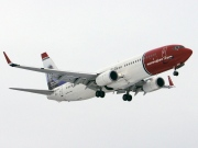 LN-NOH, Boeing 737-800, Norwegian Air Shuttle