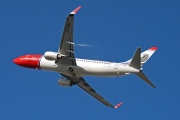 LN-NOI, Boeing 737-800, Norwegian Air Shuttle