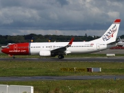 LN-NOL, Boeing 737-800, Norwegian Air Shuttle