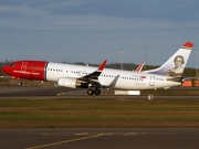 LN-NOP, Boeing 737-800, Norwegian Air Shuttle