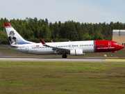 LN-NOR, Boeing 737-800, Norwegian Air Shuttle