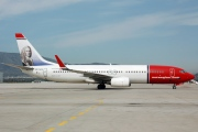 LN-NOS, Boeing 737-800, Norwegian Air Shuttle