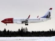 LN-NOT, Boeing 737-800, Norwegian Air Shuttle