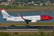 LN-NOU, Boeing 737-800, Norwegian Air Shuttle