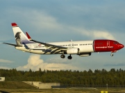 LN-NOV, Boeing 737-800, Norwegian Air Shuttle
