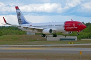 LN-NOW, Boeing 737-800, Norwegian Air Shuttle