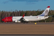 LN-NOX, Boeing 737-800, Norwegian Air Shuttle