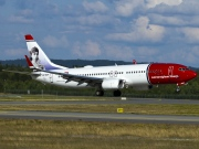 LN-NOY, Boeing 737-800, Norwegian Air Shuttle