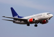 LN-RCU, Boeing 737-600, Scandinavian Airlines System (SAS)