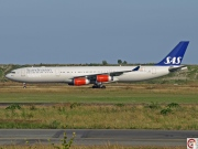 LN-RKF, Airbus A340-300, SAS Norge