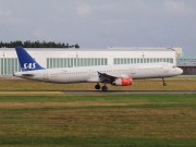LN-RKK, Airbus A321-200, Scandinavian Airlines System (SAS)