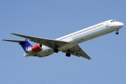 LN-RMD, McDonnell Douglas MD-82, Scandinavian Airlines System (SAS)