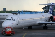 LN-RML, McDonnell Douglas MD-82, Scandinavian Airlines System (SAS)