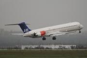 LN-RMT, McDonnell Douglas MD-81, Scandinavian Airlines System (SAS)