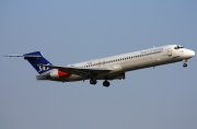 LN-RMU, McDonnell Douglas MD-87, Scandinavian Airlines System (SAS)