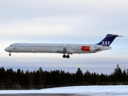LN-ROP, McDonnell Douglas MD-82, Scandinavian Airlines System (SAS)