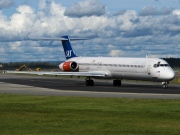 LN-ROT, McDonnell Douglas MD-82, Scandinavian Airlines System (SAS)