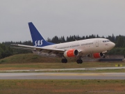 LN-RPH, Boeing 737-600, Scandinavian Airlines System (SAS)
