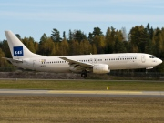 LN-RPO, Boeing 737-800, Scandinavian Airlines System (SAS)
