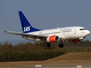 LN-RPX, Boeing 737-600, Scandinavian Airlines System (SAS)