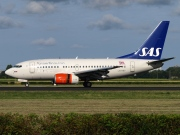 LN-RRY, Boeing 737-600, SAS Norge