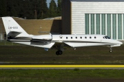 LN-SSS, Cessna 680-Citation Sovereign, Sundt Air