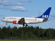 LN-TUA, Boeing 737-700, Scandinavian Airlines System (SAS)