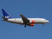 LN-TUI, Boeing 737-700, Scandinavian Airlines System (SAS)