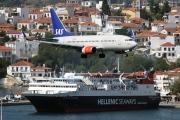 LN-TUM, Boeing 737-700, Scandinavian Airlines System (SAS)