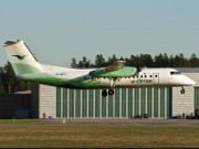 LN-WFH, De Havilland Canada DHC-8-300 Dash 8, Wideroe