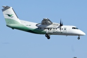 LN-WIF, De Havilland Canada DHC-8-100 Dash 8, Wideroe