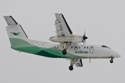 LN-WIP, De Havilland Canada DHC-8-100 Dash 8, Wideroe
