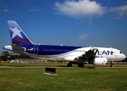 LV-BFY, Airbus A320-200, Lan Argentina