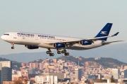 LV-BIT, Airbus A340-300, Aerolineas Argentinas