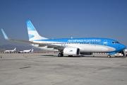 LV-CSC, Boeing 737-700, Aerolineas Argentinas