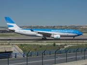 LV-FVH, Airbus A330-200, Aerolineas Argentinas