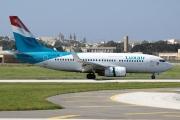 LX-LGQ, Boeing 737-700, Luxair