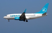 LX-LGR, Boeing 737-700, Luxair