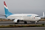 LX-LGU, Boeing 737-800, Luxair