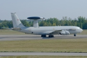 LX-N90458, Boeing E-3A Sentry, NATO - Luxembourg