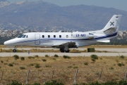 LX-NAT, Cessna 560-Citation XLS, Private