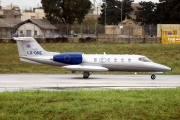 LX-ONE, Bombardier Learjet 35A, Private
