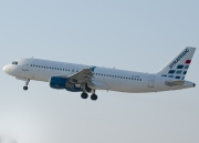 LX-STB, Airbus A320-200, Strategic Airlines