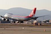 LX-VCD, Boeing 747-8F(SCD), Cargolux